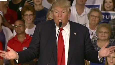 Trump: I'll do the debate, but I want $10M for charity