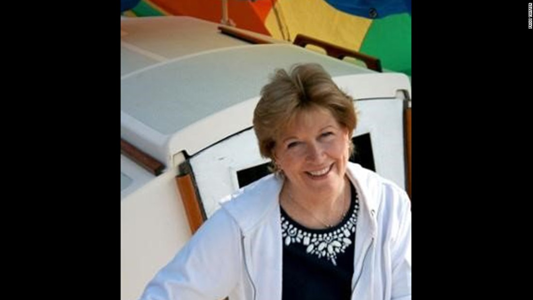 "The woman being interviewed, <a href=""https://twitter.com/visitvbr/status/636573781750845440/photo/1?ref_src=twsrc%5Etfw"" target=""_blank"">Vicki Gardner</a>, executive director of the Smith Mountain Lake Regional Chamber of Commerce, was shot in the back and was in surgery, said Barb Nocera, the chamber's special projects manager."