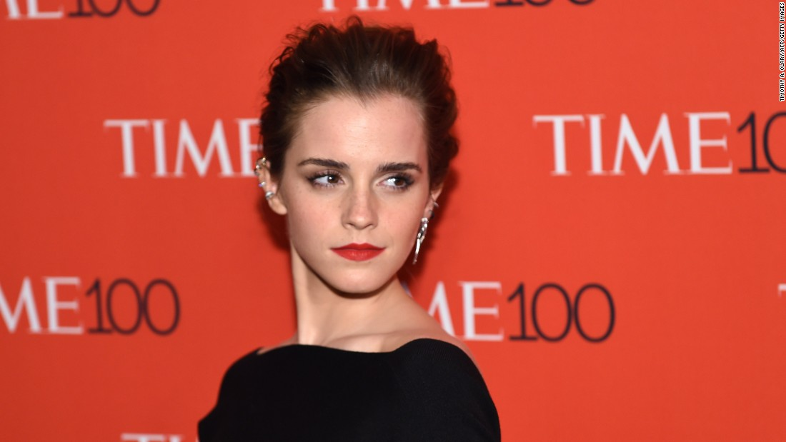 "Along with her ""Harry Potter"" co-star Lewis, Emma Watson's proving that she's not little Hermione anymore. The actress played a thief in 2013's ""The Bling Ring"" and an ax-carrying marauder in ""This Is the End."""