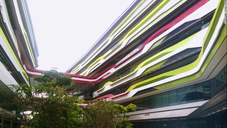High Tech Modern Architecture Buildings