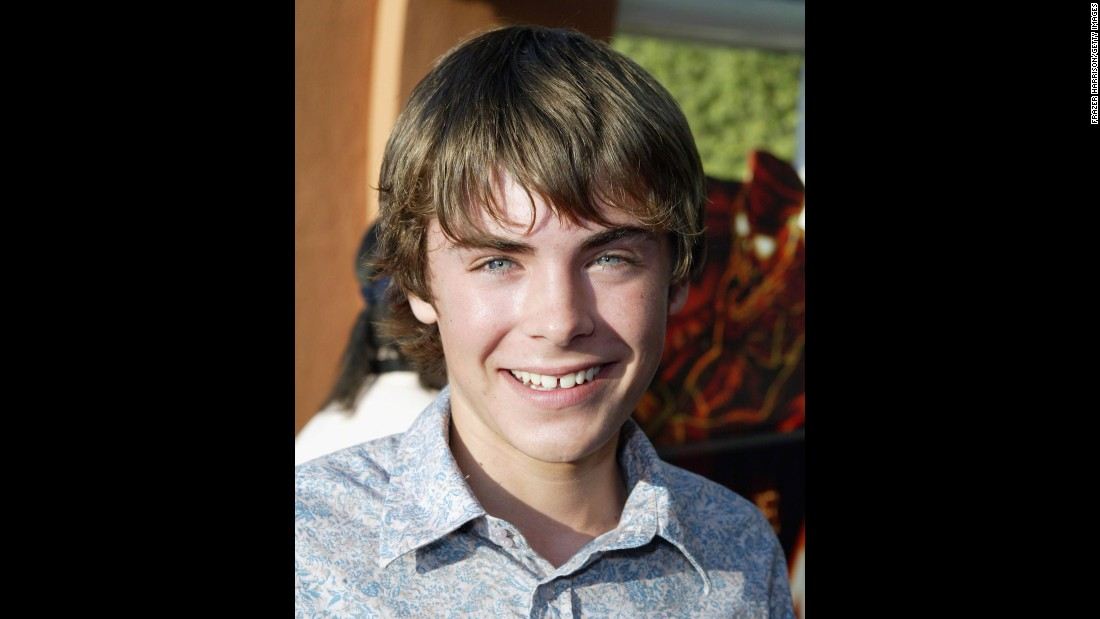 "His fans will still always remember him as the fresh-faced Troy Bolton in the ""High School Musical"" franchise."