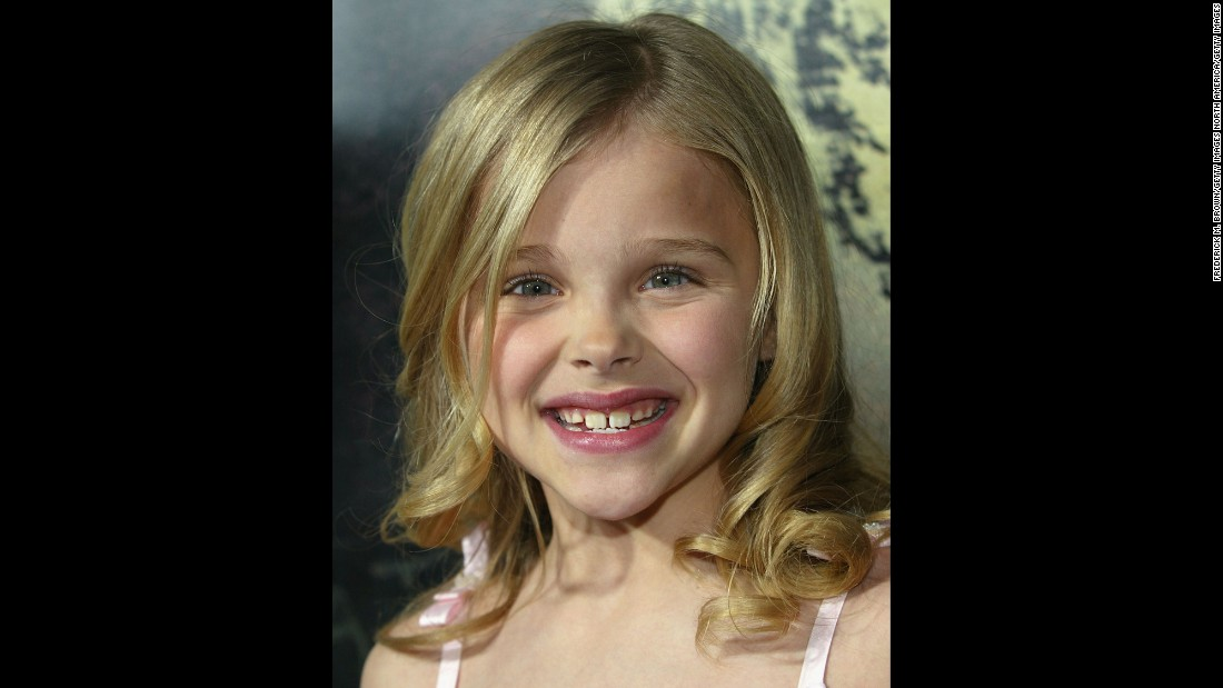 "As a child, Moretz also had starring roles in movies like ""The Amityville Horror,"" which she appeared in at age 8."