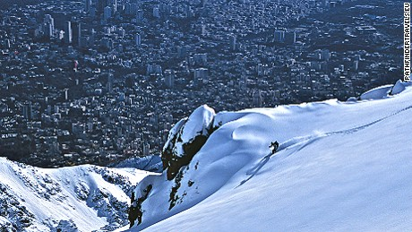 Why Iran could be your next ski destination