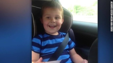 5 year old reacts to becoming a big brother newday daily hit _00003201