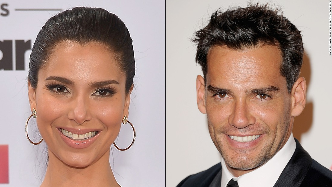 """Actors Roselyn Sanchez and Cristian de la Fuente <a href=""""http://www.cnn.com/2015/06/26/entertainment/roselyn-sanchez-cristian-de-la-fuente-usa-trump-feat/index.html"""">pulled out</a> of participating in Donald Trump's Miss USA pageant after the businessman and presidential candidate characterized Mexican immigrants to the United States as people """"bringing drugs; they're bringing crime; they're rapists."""""""