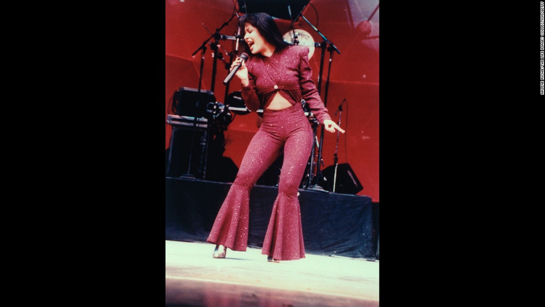 """In March, fans of Mexican-American singer Selena Quintanilla Perez, who used just her first name as her performing moniker, marked <a href=""""http://www.cnn.com/2015/03/27/entertainment/feat-tejano-selena-quintanilla-perez-20th-anniversary-death/index.html"""">20 years since her death</a> at the hands of Yolanda Saldivar, who was the president of the singer's fan club."""