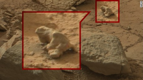 Life on Mars? You be the judge