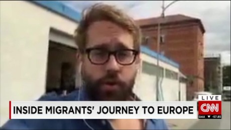 Inside migrants' journey to Europe