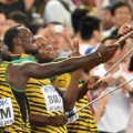 jamaica relay selfie