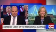"Doris Kearns Goodwin: ""never seen anything"" like Trump"