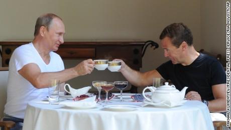Cult of Putin
