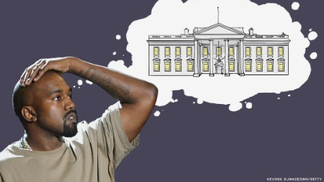 Will Kanye West run for President of the United States in 2020?