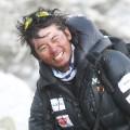Nobukazu Kuriki climbing 10