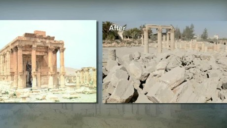 cnnee lkl levy isis destruction of temples_00023807