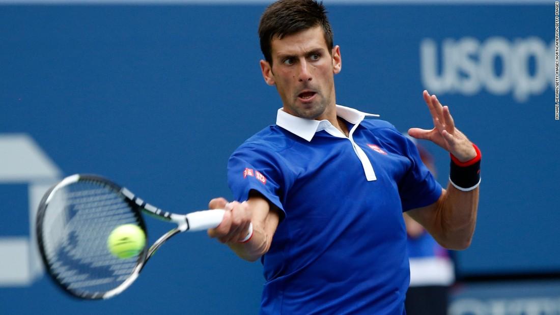 Djokovic races past qualifier Laaksonen and into third ...  |Djokovic