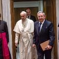 pope raul castro