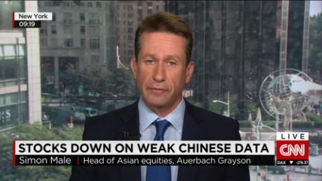 china economy status male intv wbt_00025903