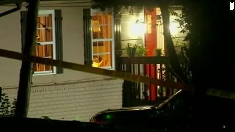 georgia wrong house police shooting pkg_00005717