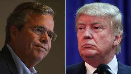 Jeb Bush: I'm still Donald Trump's biggest target