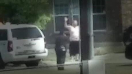 san antonio texas police shooting video sidner dnt newday_00004615
