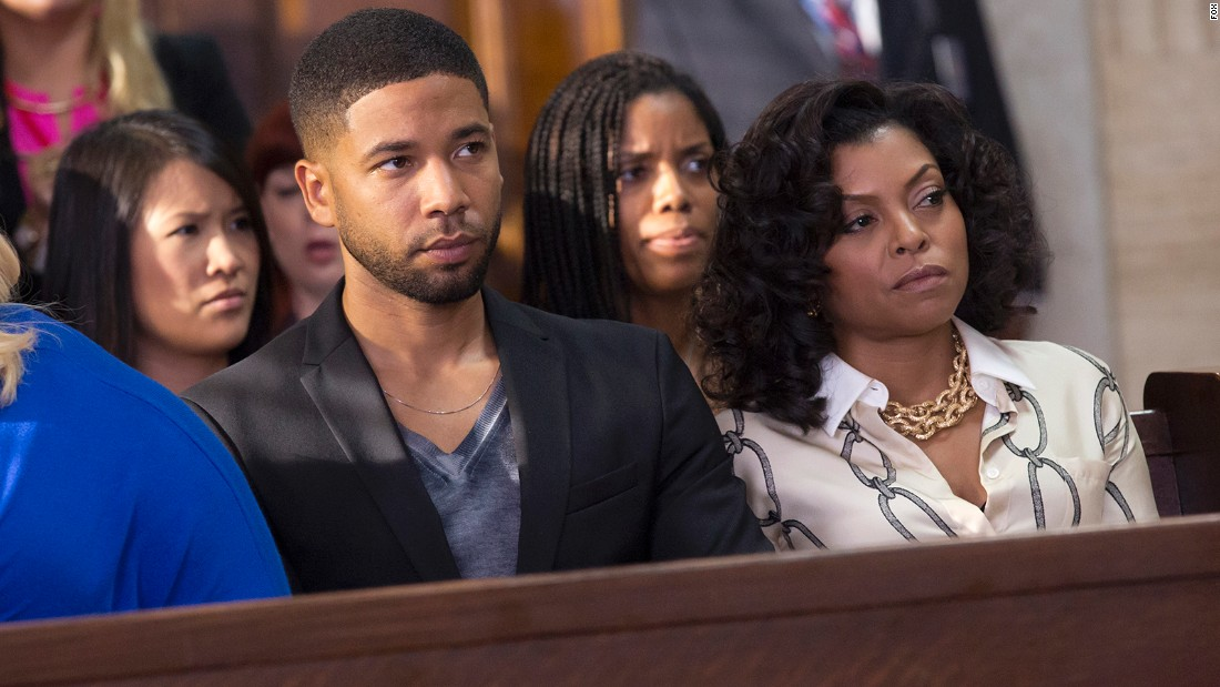 "Jussie Smollett's portrayal of the gay character Jamal Lyon on the hit Fox series ""Empire"" helped the network score the first ""excellent"" rating for a major TV network in GLAAD's final edition of the Network Responsibility Index."