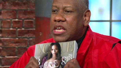 André Leon Talley fresh dressed interview Newday _00010824