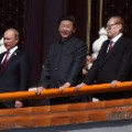 china military xi world leaders