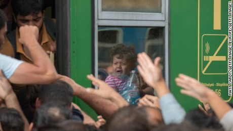 Destination unknown: The struggle of refugees at Keleti station
