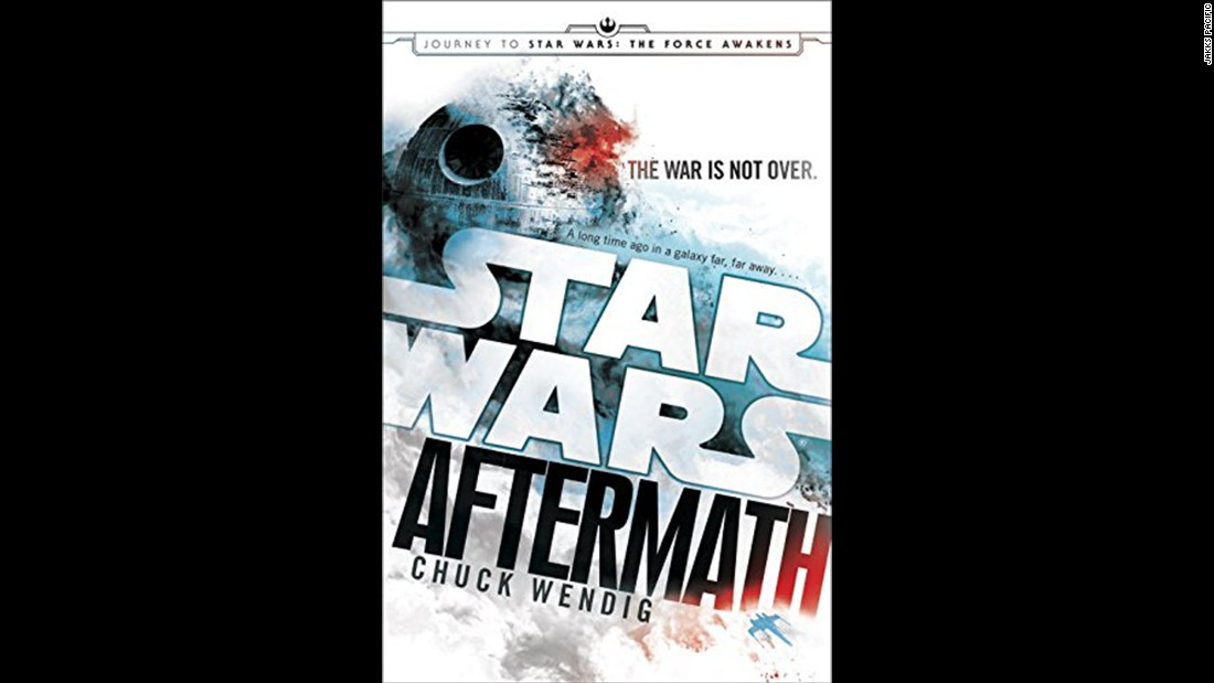 """Aftermath"" is one of the 20 new ""Star Wars"" books available this fall."
