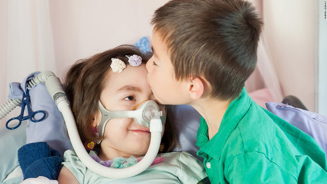 Heaven Over Hospital Dying Girl Age 5 Makes A Choice