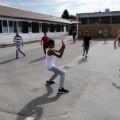 germany football refugees boys