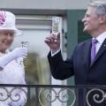 Queen Elizabeth Germany