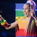 Miley Cyrus at VMAs