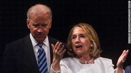 Joe Biden: 'I would like to see a woman elected'