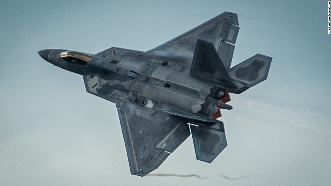 US stealth fighter jets adding more firepower