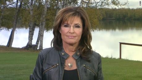 SOTU's Jake Tapper interviews Sarah Palin