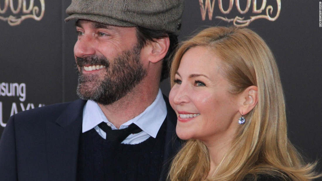 """Mad Men"" actor Jon Hamm and filmmaker Jennifer Westfeldt have split, according to a <a href=""http://www.people.com/article/jon-hamm-jennifer-westfeldt-break-up"" target=""_blank"">statement</a> the former couple provided to People magazine. ""With great sadness, we have decided to separate, after 18 years of love and shared history,"" the pair said. ""We will continue to be supportive of each other in every way possible moving forward."" The couple was not married."