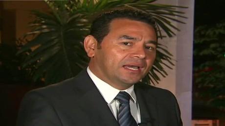cnnee conclu intvw jimmy morales guatemala candidate _00005919