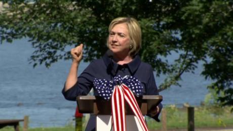 Hillary Clinton labor union speech Hampton Illinois SOT_00005229.jpg