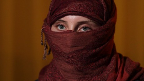 Yazidi girl: I was enslaved by ISIS leader