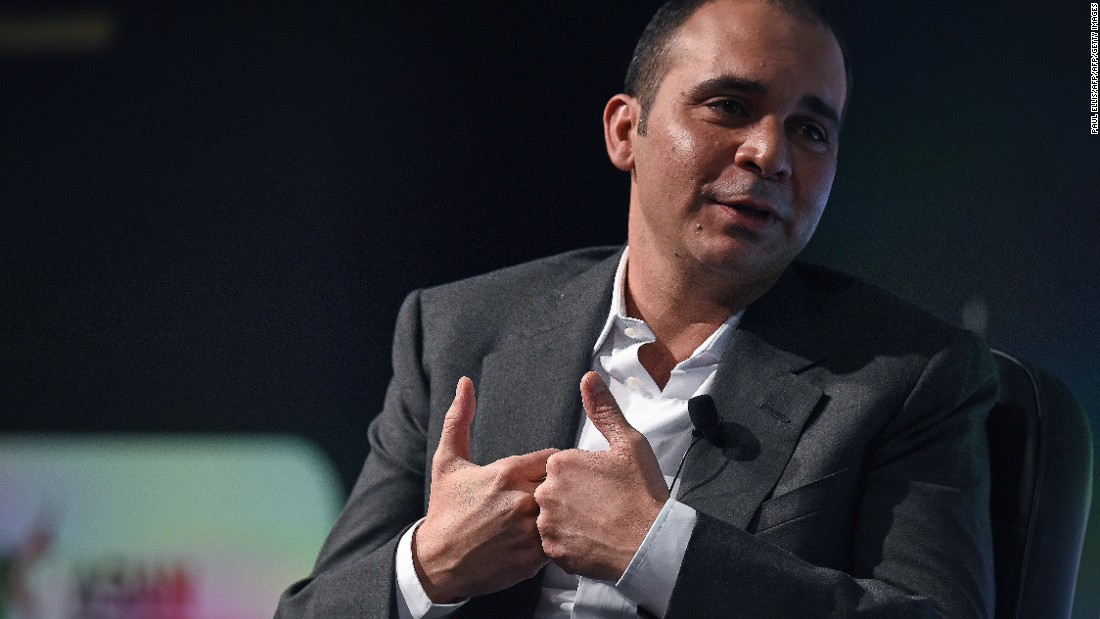 FIFA Vice-President Prince Ali Bin al-Hussein of Jordan adds his name to the list of candidates seeking to replace Sepp Blatter. The election at scandal-hit FIFA is on February 26, 2016.