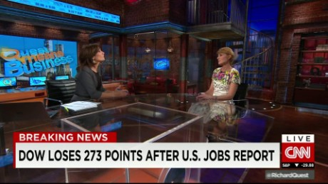 exp Diane Swonk, Mesirow Financial, considers whether job numbers will impact the FED_00002001