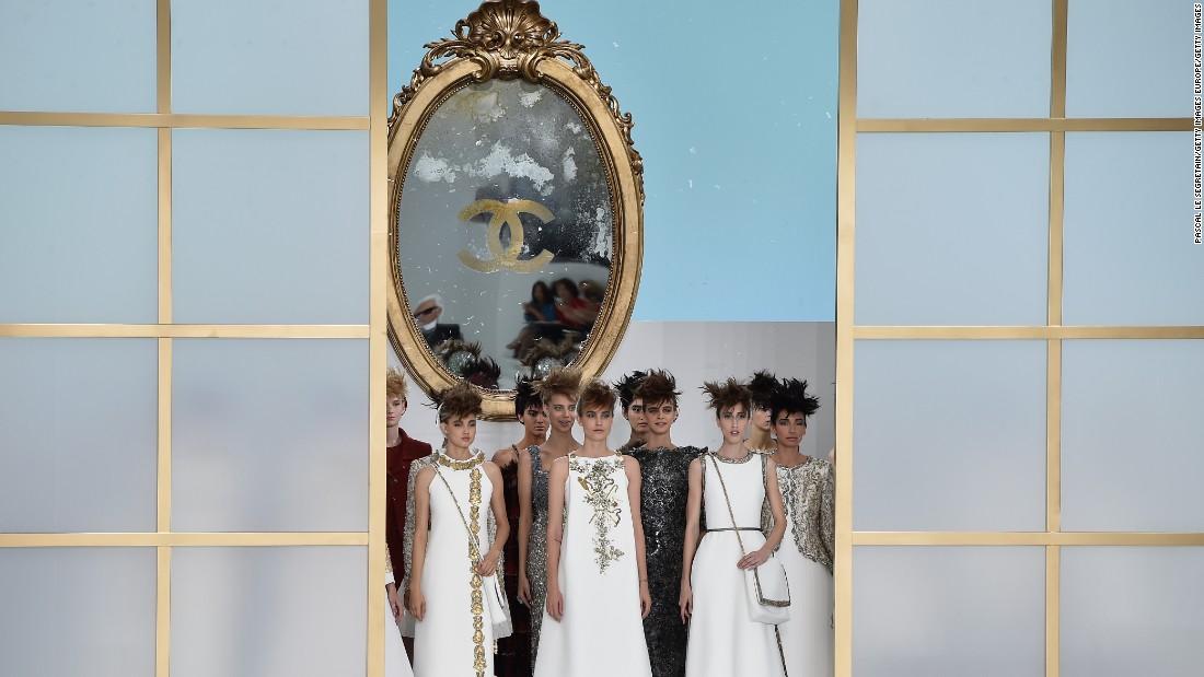 Chanel Haute Couture Autumn-Winter 2014