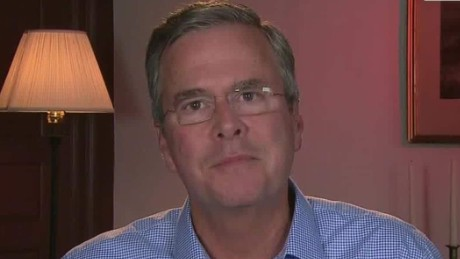 Bush: 'I'm pretty confident I'm gonna be the Republican nominee'