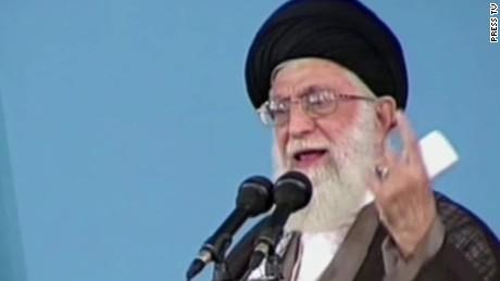 iran ayatollah khamenei israel will not exist 25 years sot_00000215.jpg