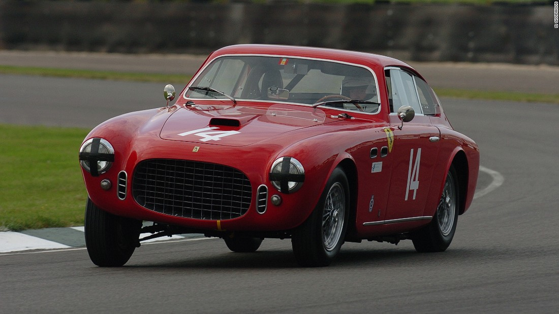 The 340 MM was produced in 1953. Ferrari cemented their reputation for speed and beauty in the 1950s, becoming the most successful racing marque of the decade.