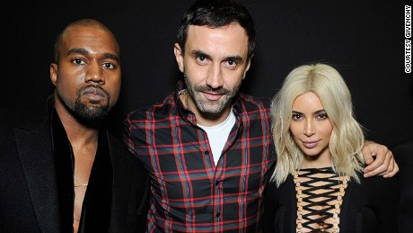 An exclusive tour of New York with Givenchy's Riccardo Tisci