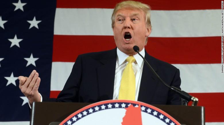 Donald Trump in 90 seconds