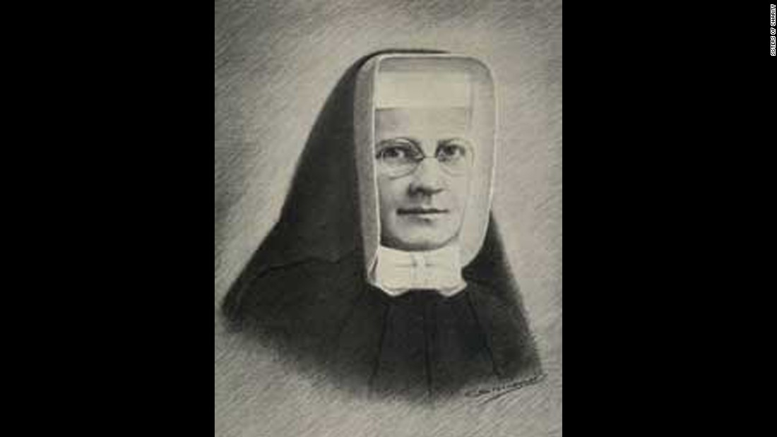 """<strong>Blessed Miriam Teresa Demjanovich</strong> was born in 1901 in New Jersey.  She joined the Sisters of Charity in 1925. She is best known for her spiritual writings, which were published after her 1927 death under the title """"Greater Perfection."""""""