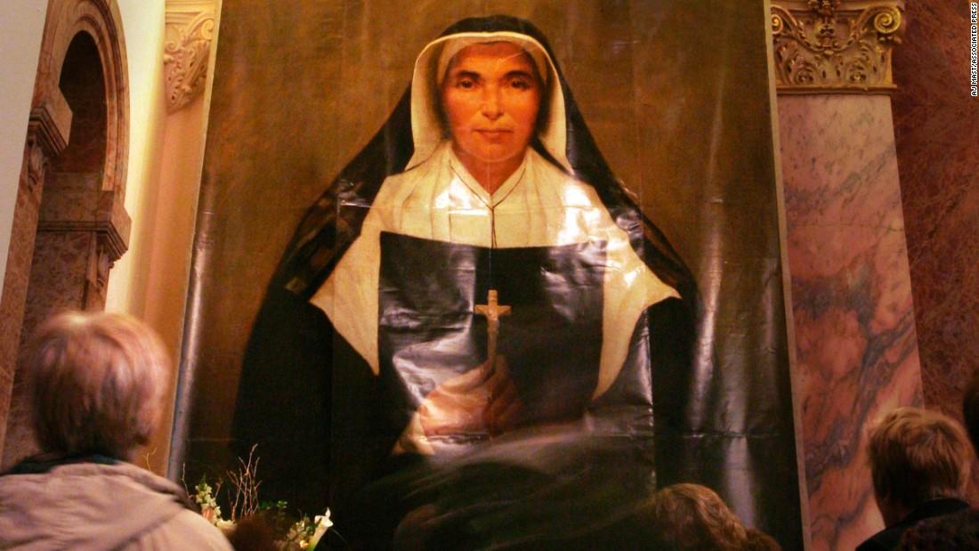 Catholic saints who struggled with purity